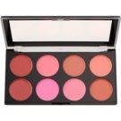 Makeup Revolution Blush палетка кремових рум'ян відтінок Blush Melts 13 гр