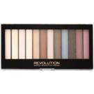 Makeup Revolution Essential Mattes szemhéjfesték paletták  14 g