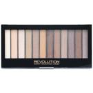 Makeup Revolution Essential Shimmers paleta senčil za oči  14 g