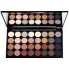 Makeup Revolution Flawless paleta očních stínů  16 g