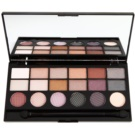 Makeup Revolution Girls On Film paleta de sombras de ojos  13 g