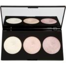 Makeup Revolution Highlight Illuminating Powders Palette (Highlighting Powder Palette) 15 g