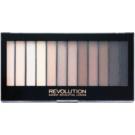 Makeup Revolution Iconic Elements paleta očních stínů  14 g