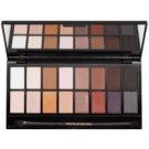 Makeup Revolution Iconic Pro 1 paleta farduri de ochi cu oglinda si aplicator  16 g