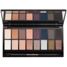 Makeup Revolution Iconic Pro 2 Eye Shadow Palette With Mirror And Applicator  16 g