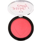 Makeup Revolution I ♥ Makeup I Want Candy! púderes arcpír árnyalat Wow 3 g