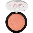 Makeup Revolution I ♥ Makeup I Want Candy! pudrová tvářenka odstín Love 3 g