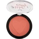 Makeup Revolution I ♥ Makeup I Want Candy! pudrová tvářenka odstín Flushing 3 g