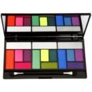 Makeup Revolution Pro Looks Eat Sleep Makeup Repeat Palette mit Lidschatten  13 g
