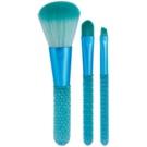 Makeup Revolution I ♥ Makeup Mermaids Forever Mini Brush Set (Mini Gem Brush Set) 3 pc