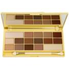 Makeup Revolution I ♥ Makeup Naked Chocolate palete milagrosa de sombras  22 g