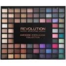 Makeup Revolution Nudes And Smoked Collection paleta farduri de ochi  80 g