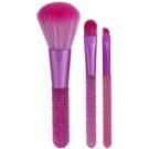Makeup Revolution I ♥ Makeup Pink Diamonds mini ecset szett  3 db
