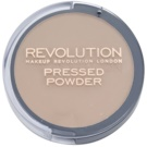 Makeup Revolution Pressed Powder polvos bronceadores matificantes tono Matte 7,5 g