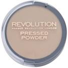 Makeup Revolution Pressed Powder Matt bronzosító árnyalat Matte 7,5 g