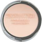 Makeup Revolution Pressed Powder pó compacto tom Translucent 6,8 g
