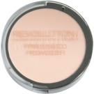 Makeup Revolution Pressed Powder Kompaktpuder Farbton Translucent 6,8 g