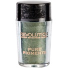 Makeup Revolution Pure Pigments Lidschattenpulver Farbton Rivalry 1,5 g