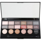 Makeup Revolution Run Boy Run paleta de sombras de ojos  13 g