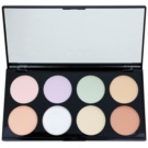 Makeup Revolution Ultra Base paleta korektorů  13 g
