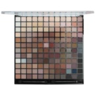 Makeup Revolution Ultimate Iconic paleta cieni do powiek z aplikatorem  90 g