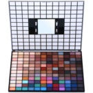 Makeup Revolution Ultimate Palette mit Lidschatten (144 Eyeshadow Palette) 116 g