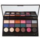 Makeup Revolution Unicorns Unite Eye Shadow Palette (12 Shimmer Eyeshadow And 6 Matte Eyeshadow With Super-Pigment) 18 g