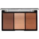 Makeup Revolution Ultra Sculpt & Contour Palette To Facial Contours Color 04 Ultra Ligt/Medium 11 g