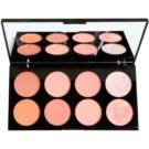 Makeup Revolution Ultra Blush Blush Palette Color Hot Spice 13 g