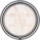 Makeup Revolution Vivid Baked pó queimado iluminador tom Matte Lights 7,5 g