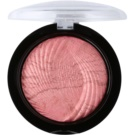 Makeup Revolution Vivid Baked pó queimado iluminador tom Rose Gold Lights 7,5 g