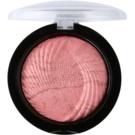 Makeup Revolution Vivid Baked rozjaśniający puder spiekany odcień Rose Gold Lights 7,5 g