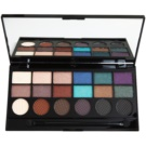 Makeup Revolution Welcome To The Pleasuredome paleta de sombras de ojos 13 g