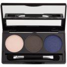 Manhattan Blogger´s Choice палитра от сенки за очи цвят 1 Concrete Walk 6,9 гр.