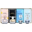 Marc Jacobs Mini set cadou V. - 3x4ml EDT Daisy Dream + Daisy + Daisy Eau So Fresh + Daisy Dream Forever EDP 4 ml Apa de Toaleta 3 x 4 ml + Eau de Parfum 1 x 4 ml