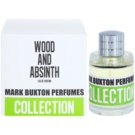 Mark Buxton Wood & Absinth eau de parfum unisex 100 ml