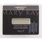 Mary Kay Mineral Eye Colour senčila za oči odtenek Lemongras (Mineral Eye Colour) 1,4 g