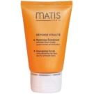 MATIS Paris Réponse Vitalité peeling oczyszczający  do wszystkich rodzajów skóry Energising Scrub Peealing 50 ml