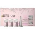 Matrix Biolage Sugar Shine tratamiento para aportar brillo al cabello sin parabenos (Mega Gloss Treatment) 10 x 6 ml
