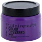 Matrix Total Results Color Obsessed maseczka  do włosów farbowanych  150 ml