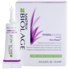 Matrix Biolage Hydra Source Intensive Hair Treatment For Dry Hair paraben-free (Aloe Cera-Repair Professional Ceramide Treatment for Dry Hair) 10x10 ml