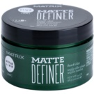 Matrix Style Link Play mattierendes Tonmineral für einen Strandeffekt (Beach Clay, Hold 4) 100 ml