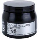 Matrix Total Results Pro Solutionist tápláló maszk sérült, vegyileg kezelt hajra  500 ml