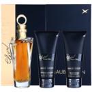Mauboussin Mauboussin Elixir Pour Elle zestaw upominkowy I. woda perfumowana 100 ml + żel pod prysznic 100 ml + mleczko do ciała 100 ml