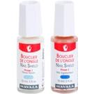 Mavala Nail Shield dvofazni pripravek za krepitev nohtov (Reinforces and Protects Fragile Nails) 2 x 10 ml