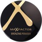 Max Factor Bronzing Powder bronzosító púder árnyalat 02 Bronze  21 g