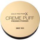 Max Factor Creme Puff polvos para todo tipo de pieles tono 50 Natural  21 g