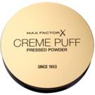 Max Factor Creme Puff Puder für alle Hauttypen Farbton 41 Medium Beige  21 g