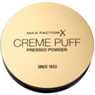 Max Factor Creme Puff púder minden bőrtípusra árnyalat 75 Golden  21 g