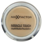 Max Factor Miracle Touch maquillaje para todo tipo de pieles tono 40 Creamy Ivory (Liquid Illusion Foundation) 11,5 g